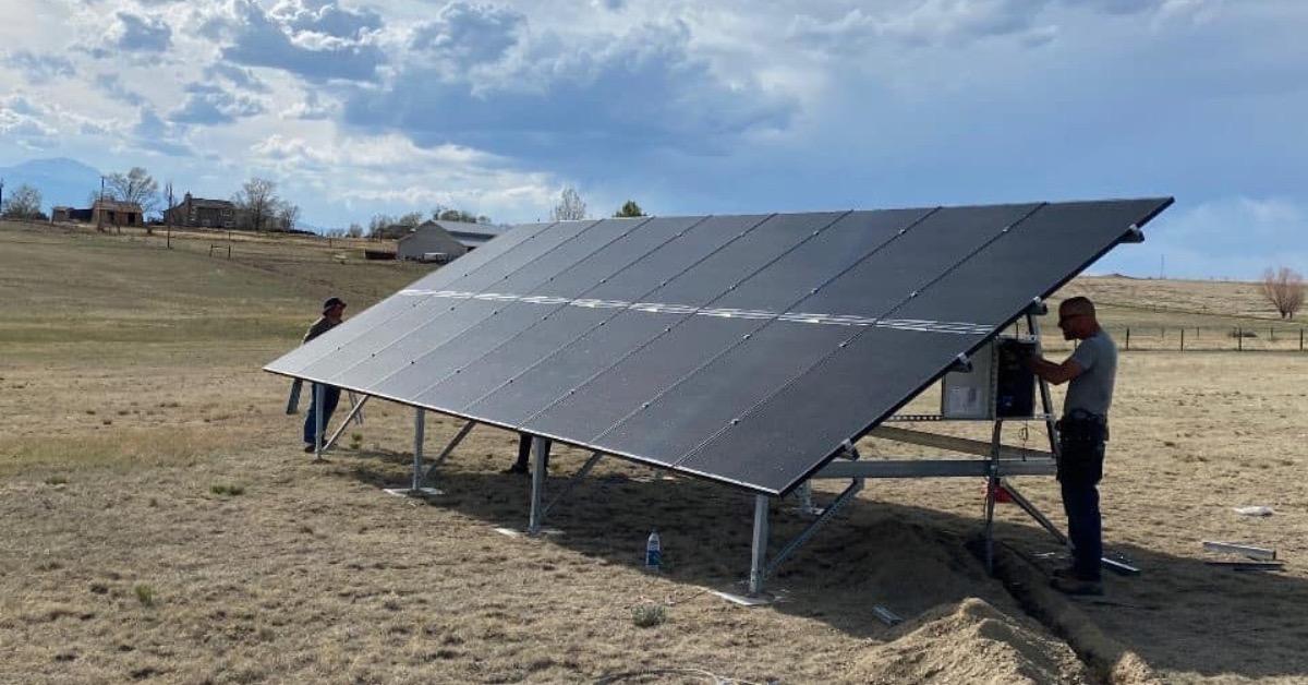 High-Output Solar Panels Installation by Solarise Solar Team
